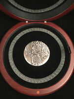 HADES 2 OZ SILVER HIGH RELIEF COIN   PERTH TUVALU   GODS OF OLYMPUS 2014 SERIES