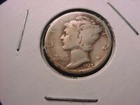1935 D MERCURY DIME GREAT COIN  279