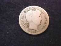1916 S BARBER DIME GREAT COIN  20