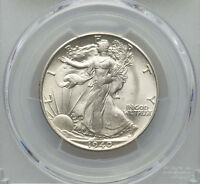 1940 S WALKING LIBERTY HALF DOLLAR PCGS MINT STATE 66 CAC ENDORSED