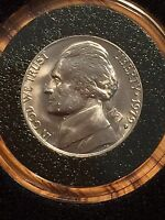 1979 D JEFFERSON NICKEL BU UNC UNCIRCULATED FROM MINT SET IN AIR TITE HOLDER