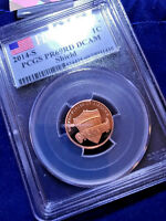 2014 S PCGS PR69 DCAM    TONING    NICE ULTRA LOW FIXED PRICE