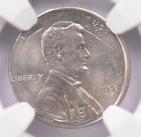 NGC 1C 1993 LINCOLN CENT ON 1993 P DIME DOUBLE DENOMINATION MS 66
