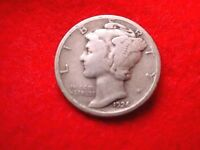 1924 MERCURY DIME SUPERIOR COIN  250