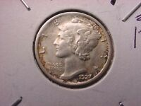 1927 MERCURY DIME SUPERIOR COIN  170