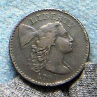 1794 LIBERTY CAP LARGE CENT   PCGS VF20 NO DETAILS S 49 VARIETY