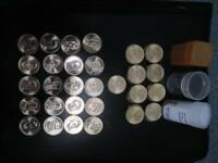 69 CNT BU PRESIDENTIAL DOLLARS 41 WASHINGTON 8 2015 P&D SET  20 ALL DIFF