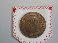 1791 UNC. ANGLESEY WALES HALF PENNY     .