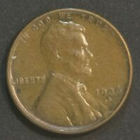 1936 S LINCOLN CENT PENNY
