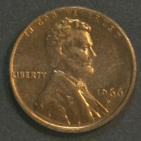 1960 D LINCOLN CENT PENNY SMALL DATE TONING