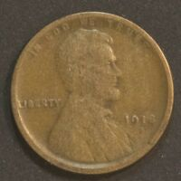 1918 S LINCOLN CENT PENNY