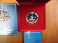 2008 $1 SILVER PROOF COIN: