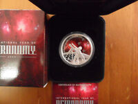 2009 $1 SILVER PROOF COIN: