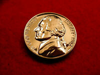 1962 JEFFERSON NICKEL GREAT PROOF COIN      272