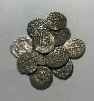 GENUINE ISLAMIC SILVER AKCE AKCE COIN/OTTOMAN EMPIRE RANDOM CHOICE 15 CENT.