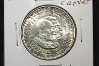 1952 WASHINGTON CARVER HALF CHOICE BU