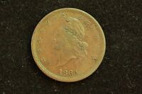 PATRIOTIC CIVIL WAR TOKEN   FULD  5/288   GOD PROTECT THE UNION