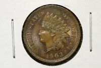 1903 CHOICE BU RB INDIAN CENT