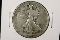 1918 50C WALKING LIBERTY HALF DOLLAR GOOD