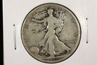 1920 D 50C WALKING LIBERTY HALF DOLLAR GOOD