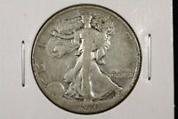 1920 S 50C WALKING LIBERTY HALF DOLLAR VG