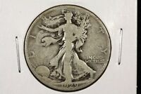 1929 D 50C WALKING LIBERTY HALF DOLLAR GOOD