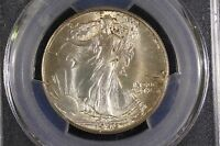 1946 D GEM BU WALKER PCGS MS 65
