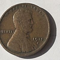 1915-S 1C BN LINCOLN CENT