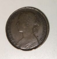 1893 GREAT BRITAIN ONE PENNY