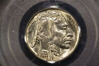 1935 5C BUFFALO NICKEL PCGS MS 66