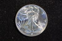 1/10 OZ SILVER ROUND    WALKING LIBERTY .999 FINE BU FINISH