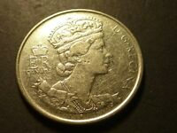 LOWBALL   2002  CANADIAN PLATED STEEL 50 CENT POCKET PIECE SUB EF CONDITION