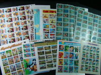 $203.99 FACE VALUE ALL MINT POSTAGE LOT SHEETS BLOCKS ETC. NICE