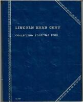 LINCOLN CENT COLLECTION. 1909 VDB - 1945-S SET. GOOD AND BETTER. 88 COINS.