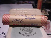 1946 SOLID DATE  ROLL OF 50 LINCOLN WHEAT CENTS