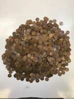 OVER 1500 S MINT WHEAT PENNIES 1940-1954
