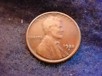 1920-S LINCOLN CENT SUPERIOR COIN   13