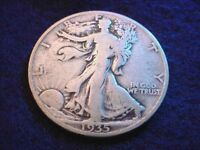 1935-D WALKING LIBERTY HALF DOLLAR  COIN   4