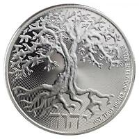 2018 TREE OF LIFE 1 OZ SILVER COIN | DIRECT FROM NEW ZEALAND MINT