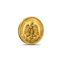 MEXICO 2 PESO  0.0482 OZ  GOLD COIN   DATES OUR CHOICE   AU OR BETTER