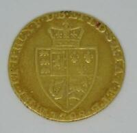 BEAUTIFUL SCARCE 1798 GEORGE III GOLD FULL GUINEA COIN 22