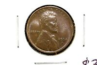 1934 D 1C LINCOLN CENT CHOICE BROWN UNC.