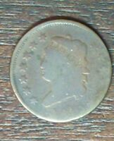 CLASSIC HEAD LARGE CENT 1810