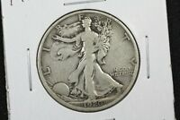 1920 D WALKING LIBERTY HALF FINE