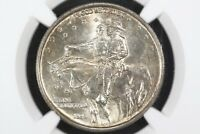 1925 STONE MOUNTAIN COMMEMORATIVE HALF NGC MS 65