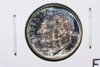 1951 ROOSEVELT DIME GEM    BU WITH AMAZING COLOR