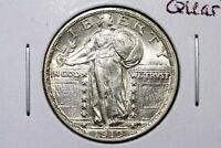 1919 STANDING LIBERTY QUARTER FLASHY SLIDER BU