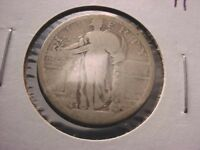 1917-S TYPE I STANDING LIBERTY QUARTER   11
