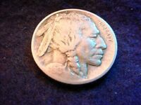 1913 BUFFALO NICKEL VARIETY I SUPERIOR FULL DATE COIN  60