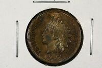 1907 INDIAN HEAD CENT CHOICE BU RED AND BROWN